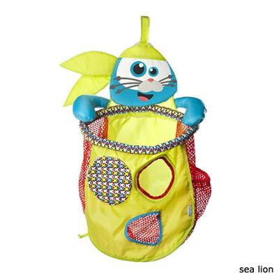 Сетка для детских мелочей в ванную комнату 104922