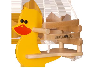 Детские подвесные качели Gepetto Уточка HК00