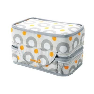 Набор в туалетной сумочке по уходу за ребенком, 8 предметов Safety 1st