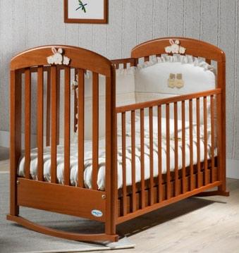 Кроватка - качалка  Cinzia