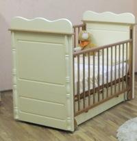 Детская кроватка Puffa Кити