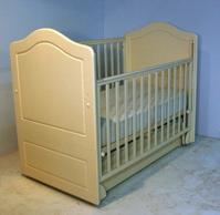 Детская кроватка Puffa Классик