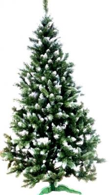 Искусственная елка с инеем 100 см