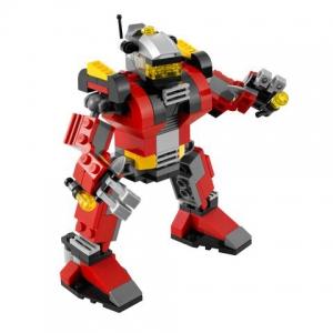Конструктор Лего Робот-спасатель