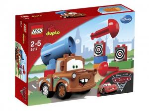 Конструктор Lego Дупло Тачки 2 Агент Мэтр
