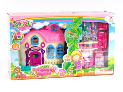 Кукольный домик SFL