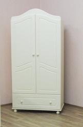 Шкаф двухстворчатый Puffa Классик