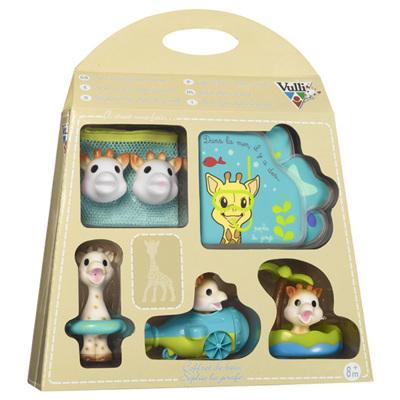 Подарочный набор игрушек для ванны Океан