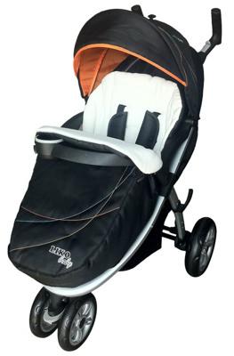Коляска трехколесная Liko Baby 1218B