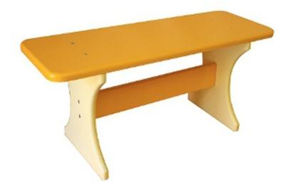 Детская скамейка 100х25