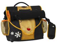 Дорожная сумка с матрасиком для пеленания