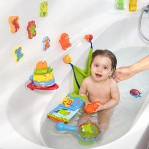 Набор развивающих игрушек для купания Babymoov