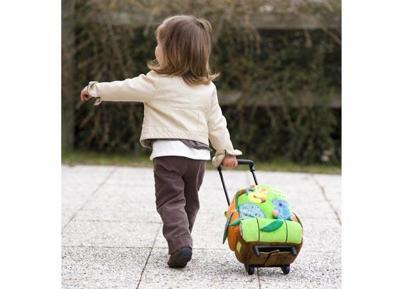 Детский чемодан рюкзак Babymoov А105102