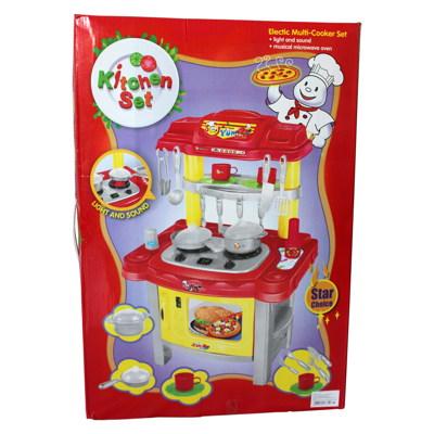 Детская кухня с духовкой 383-016