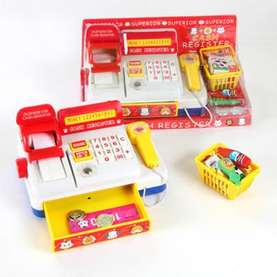 Детский набор супермаркет с кассой