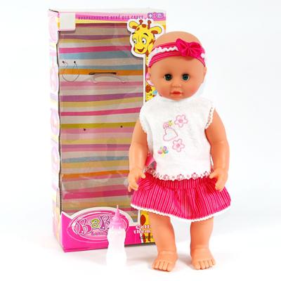 Кукла функциональная (растет)