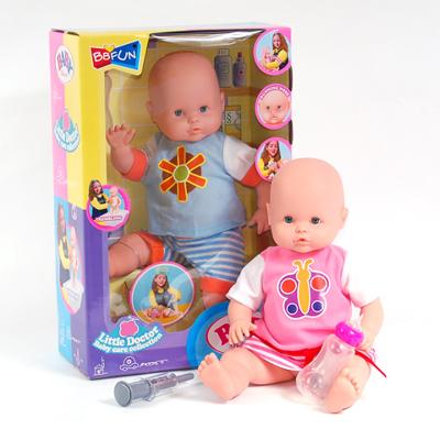 Кукла Пупс  с аксессуарами на батарейках
