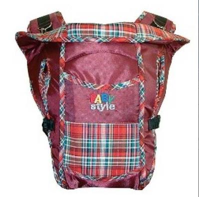 Рюкзак кенгуру Мишка 5446