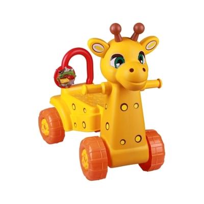 Каталка жираф 3892М 55446