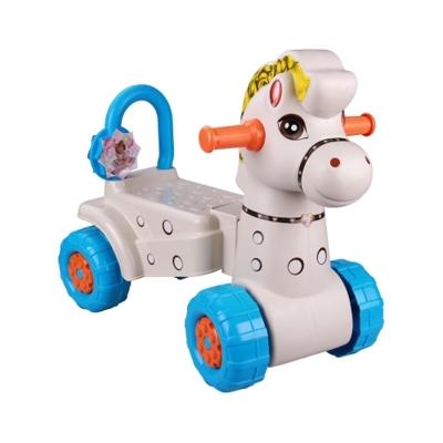 Каталка лошадка 3895М 33115