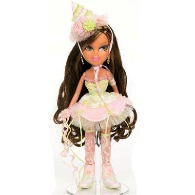 Кукла Жасмин Bratz День Рождения