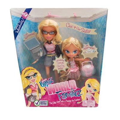 Кукла Хлоя с сестрой Bratz