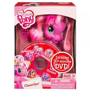 Пони + DVD с мультфильмом Hasbro
