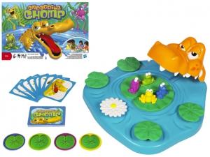 Игра Крокодил и лягушата