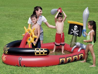 Игровой центр Пираты Bestway 53041B