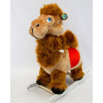 Качалка меховая Верблюд тутси
