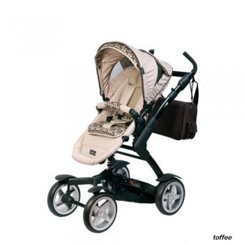 Детская коляска 2 в 1 Capella (Jetem) 4-TEC