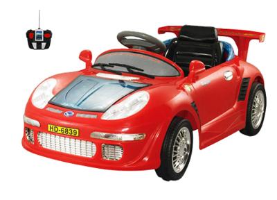 Электромобиль Porsche Sport