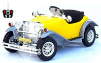 Электромобиль Morgan Roadster
