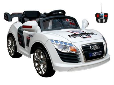 Электромобиль Audi Universal