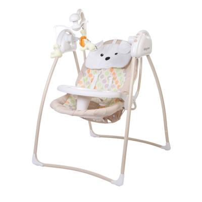 baby care Качели электронные Butterflyс адаптором 972222