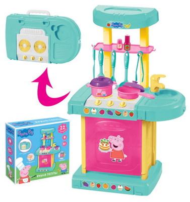 Детская кухня Peppa Pig Росмэн 2132141