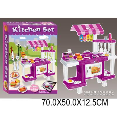 Детская кухня Маленькая хозяйка 07685
