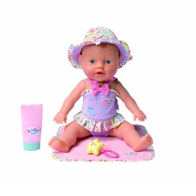 Кукла Веселые брызги Baby born 32 см