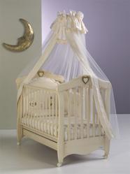 Детская кроватка-качалка Emily