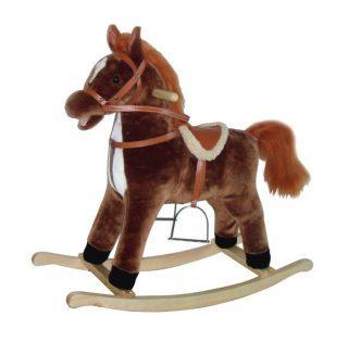 Качалка лошадка со звуком Shantoy 1104192