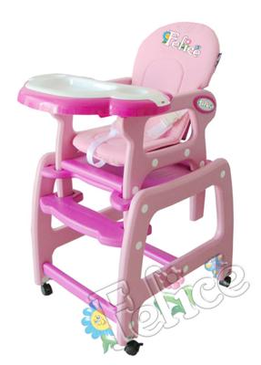 Стульчик для кормления трансформер Малыш