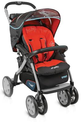 Коляска прогулочная Baby Design Sprint