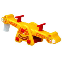 Качели-качалка Жирафчик KU-1501
