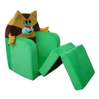 Мягкая игрушка кресло-кровать Кузя