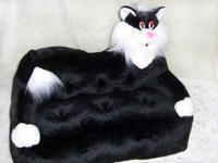 Детский мягкий диван Кот