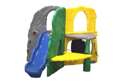 Детский игровой комплекс Джунгли с горкой FY098-5 FY098-5
