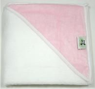 Бамбуковое полотенце с капюшоном Panda