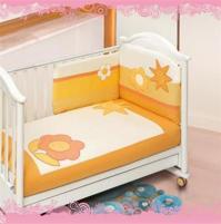 Комплект постельного белья FERETTI Sun flower