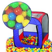 Палатка игровая квадратная+100 шаров BT-0402
