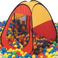 Палатка треугольная+100 шаров BT-0403